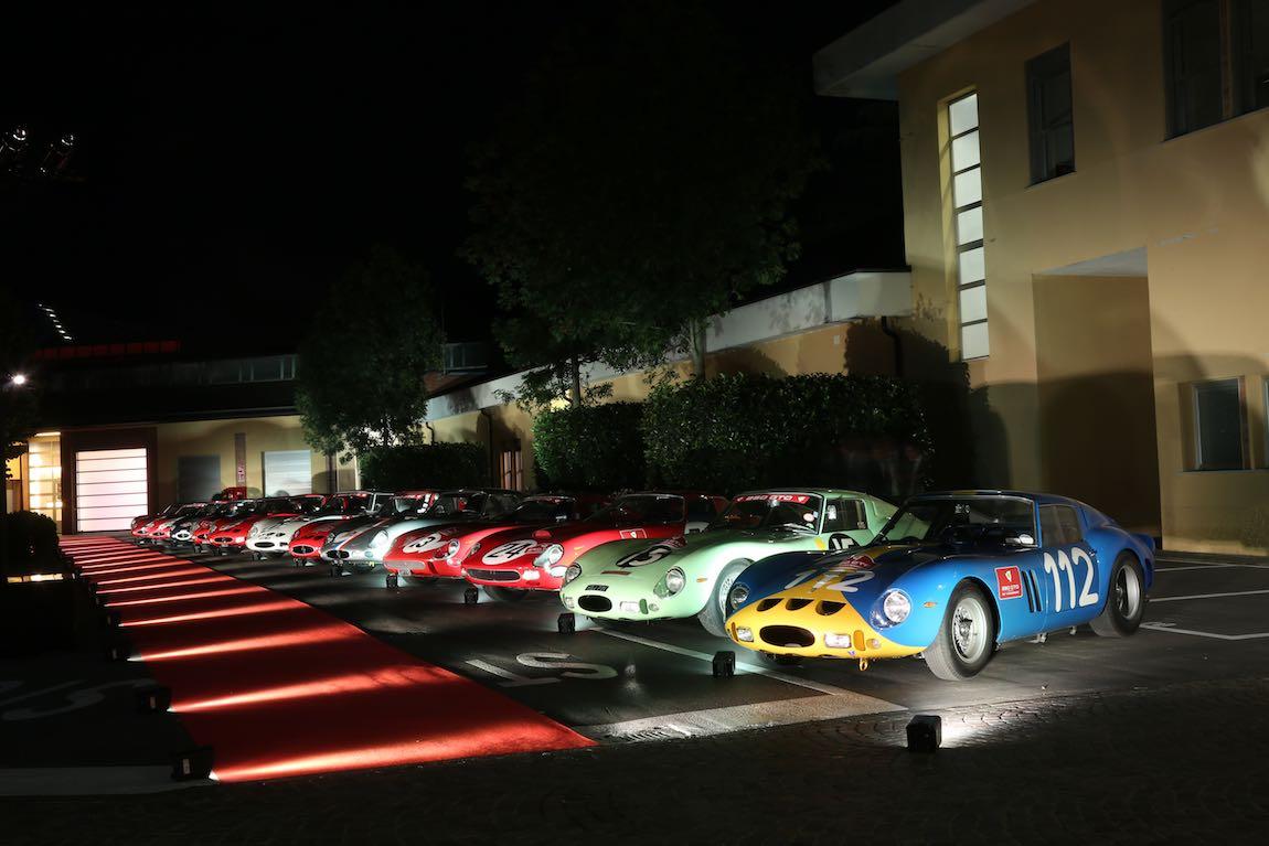 Ferrari 250 GTO 55th Anniversary Rally
