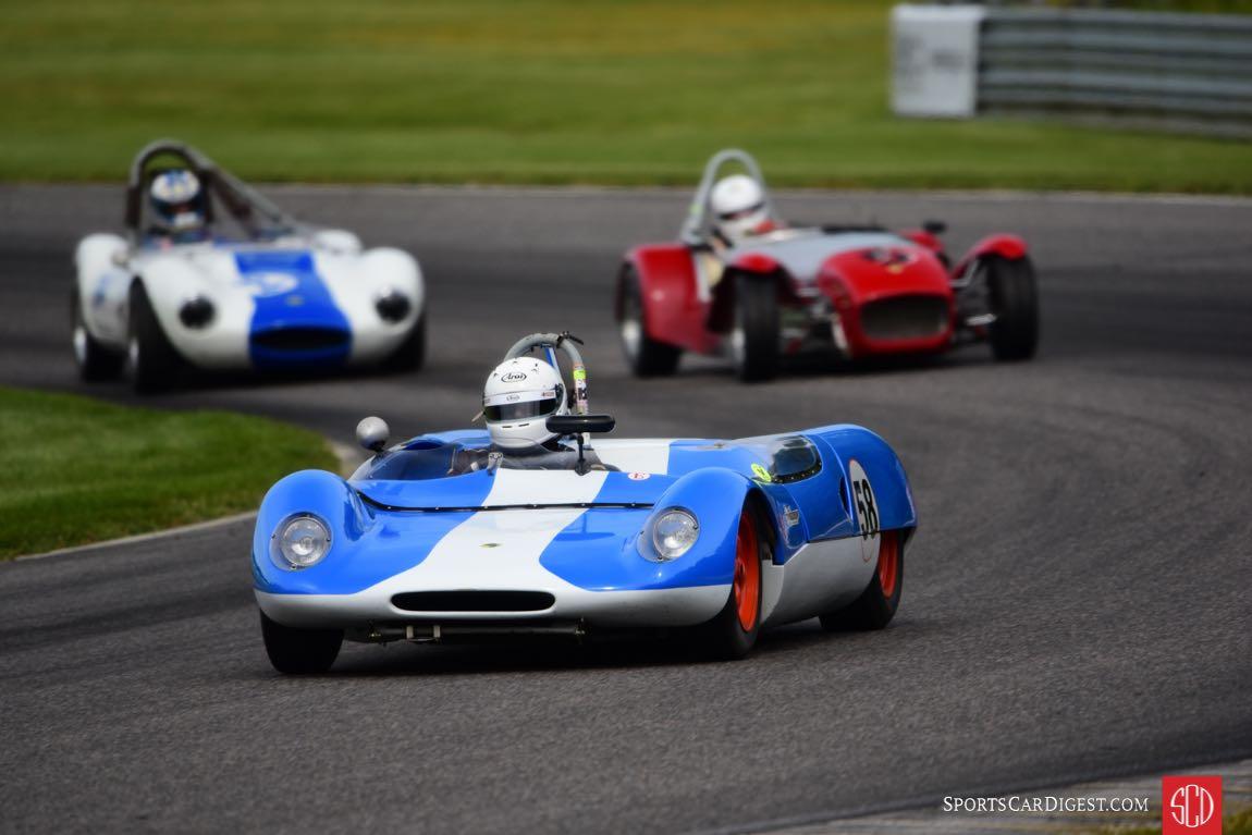1962 Lotus 23- Graham Adelman.