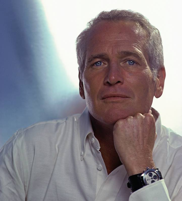 Paul Newman (Photo by Douglas Kirkland/Corbis via Getty Images)
