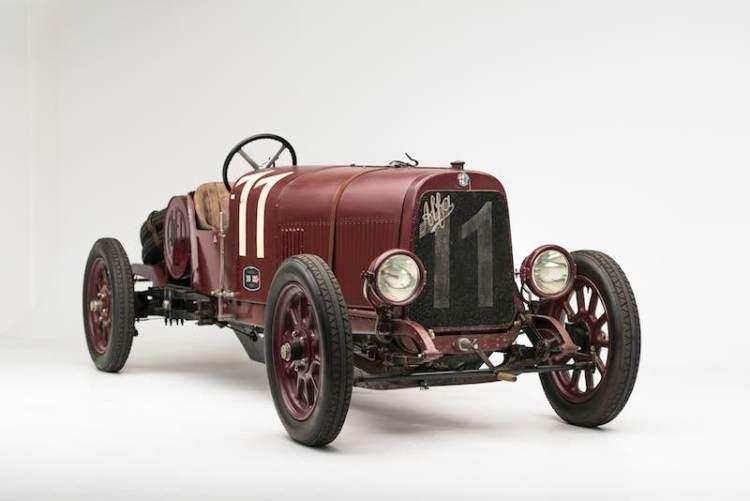 1921 Alfa Romeo G1 (photo: Robin Adams)