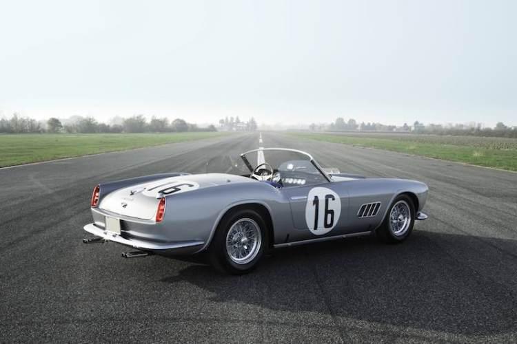 1959 Ferrari 250 GT LWB California Spider Competizione chassis 1451 GT (photo: Diana Varga)