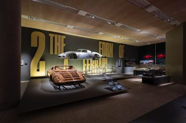 Ferrari: Under the Skin Exhibit