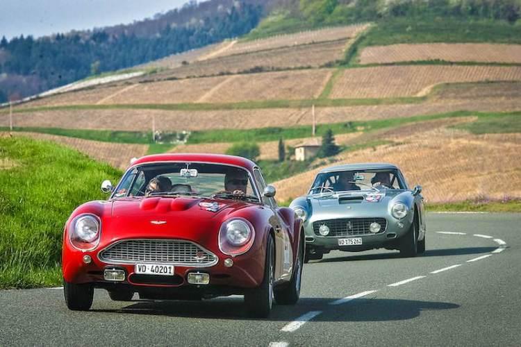 Rallye des Legendes Peter Auto