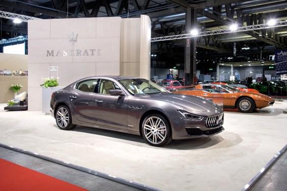 Maserati Stand - 2017 Milano AutoClassica