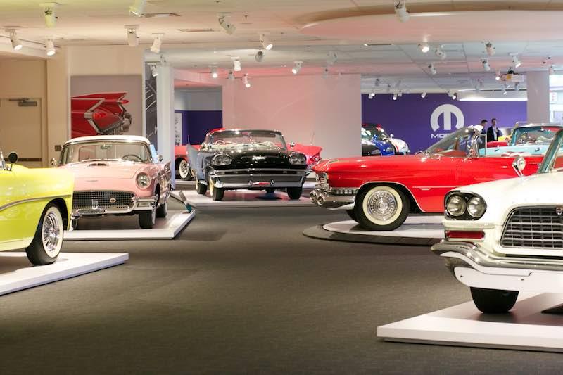 Fin Car Gallery - Newport Car Museum