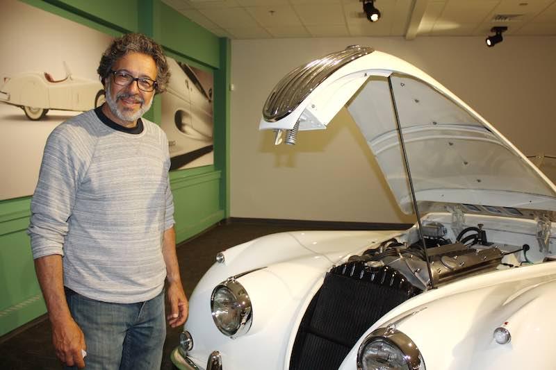 Jaguar XK - Newport Car Museum