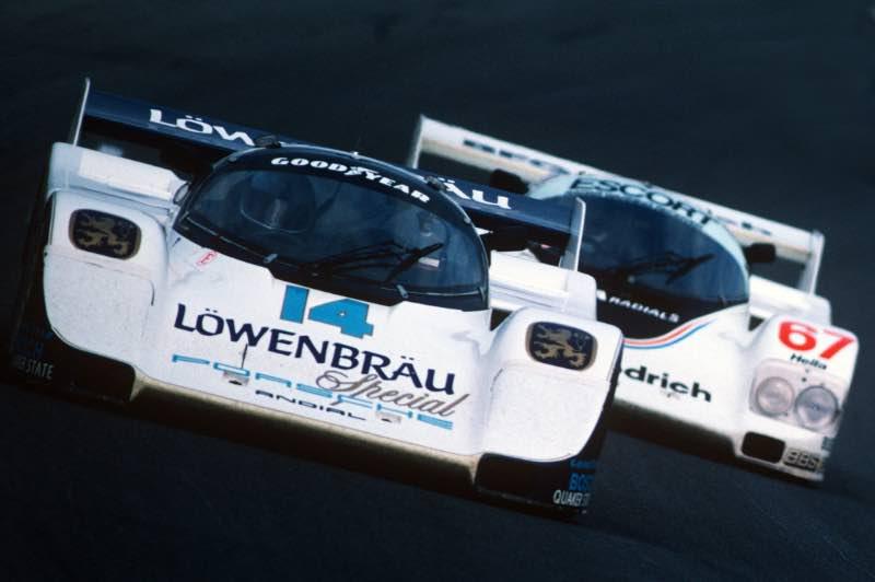 Lowenbrau Porsche GTP