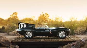 Jaguar D-Type OKV 2 (photo: Patrick Ernzen)
