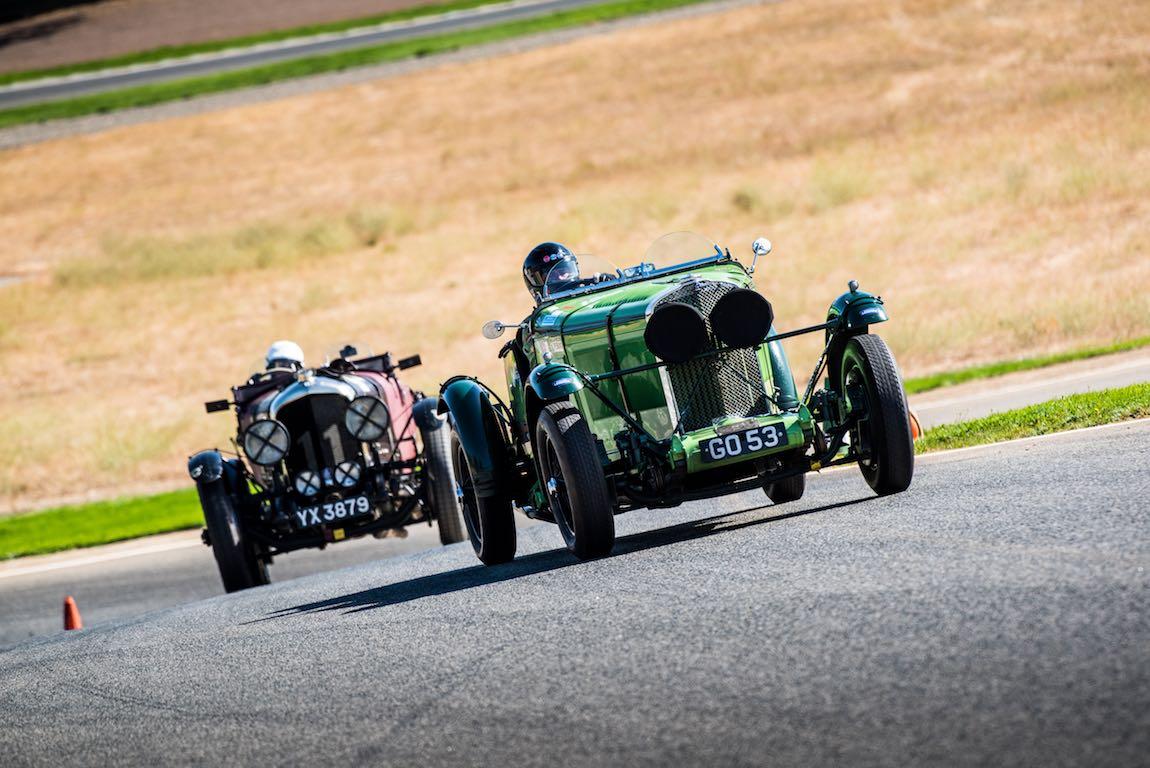 1931 Talbot 105 Team Car - 2017 Benjafield's 500