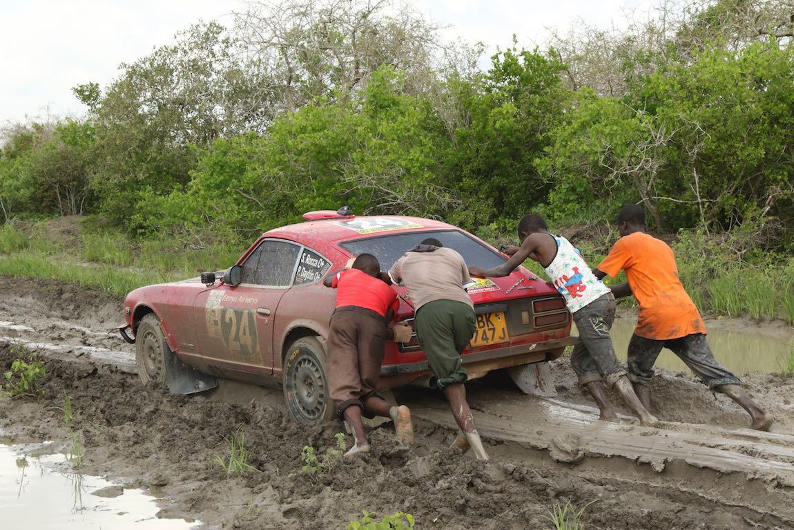 2017 East African Safari Classic Rally