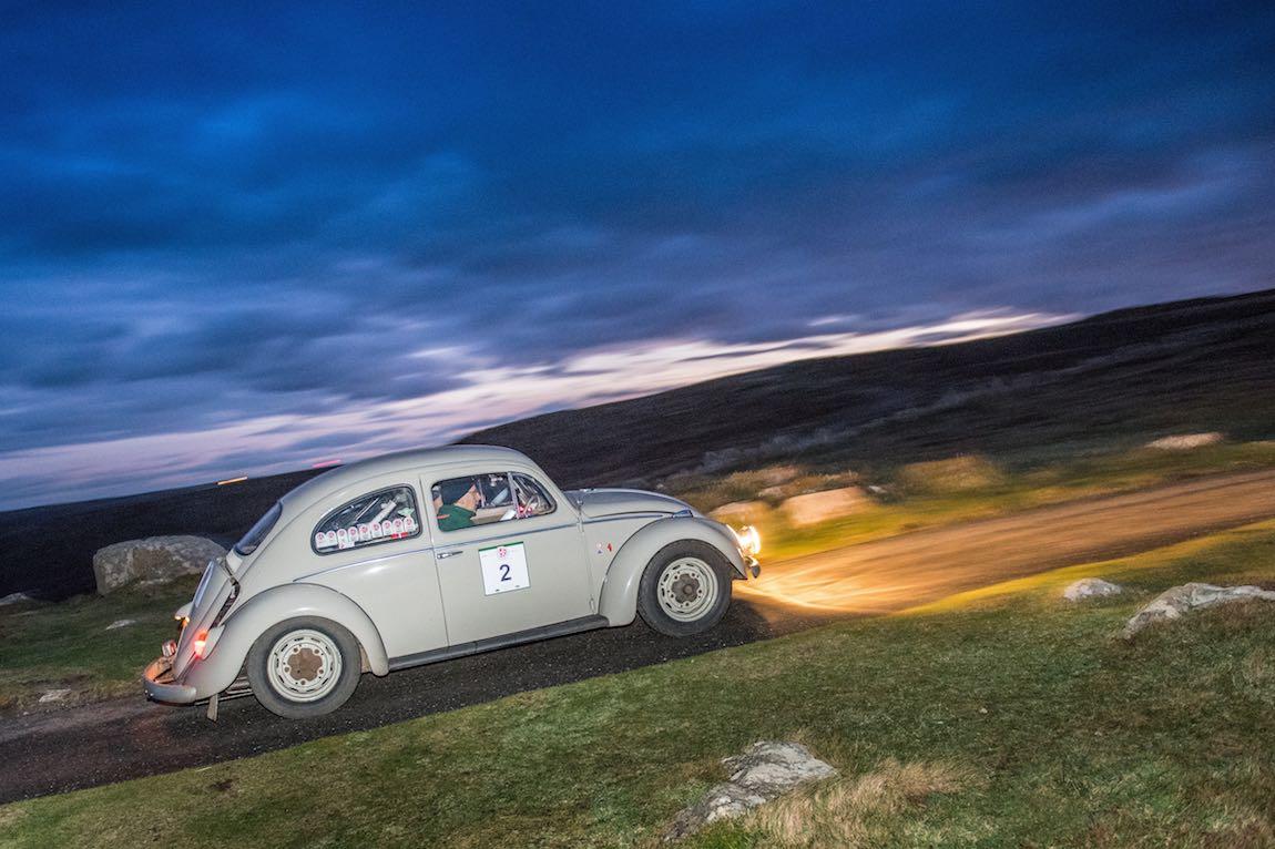 John Kiff (Wal) Robert Kiff (Wal) - Volkswagen Beetle