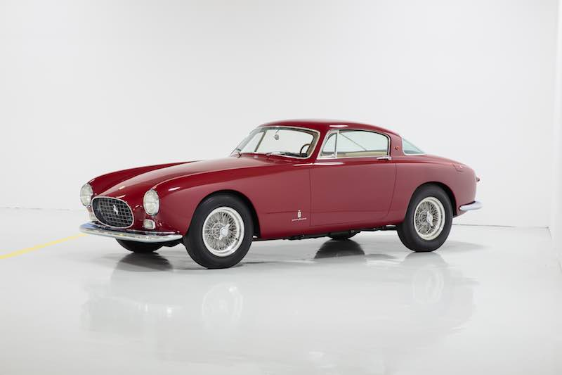 1954 Ferrari 250 Europa GT (photo: Mike Maez)