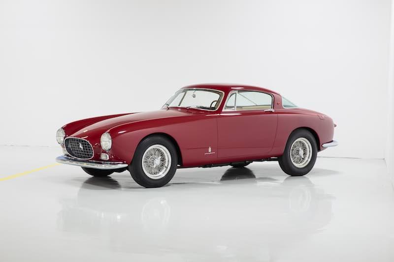 1954 Ferrari 250 Europa GT (photo: Mike Maez)