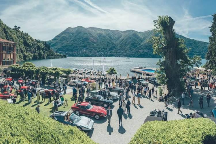 2018 Concorso Villa d'Este