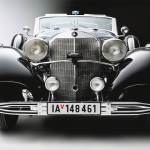 Ex-Hitler Mercedes-Benz 770K Offered