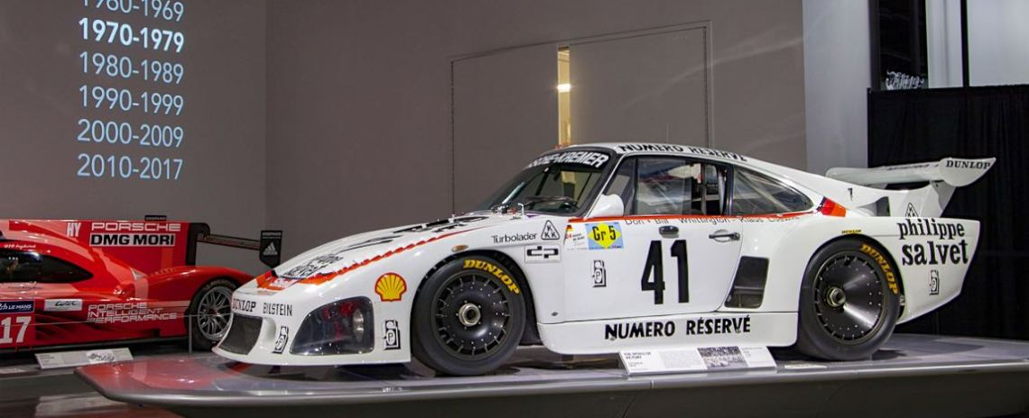 1979 Porsche 9935 K3 - Collection of Bruce Meyer