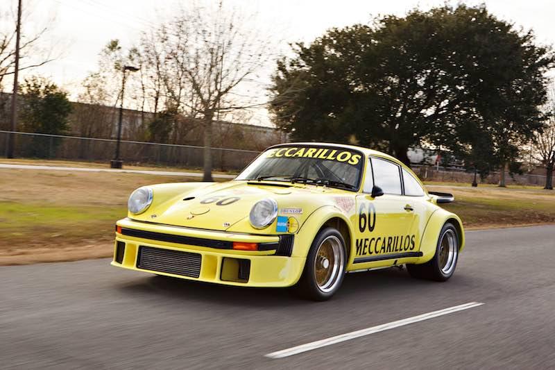 1976 Porsche 934 (photo: Brian Henniker)