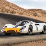 Porsche 908K Works Offered at Auction