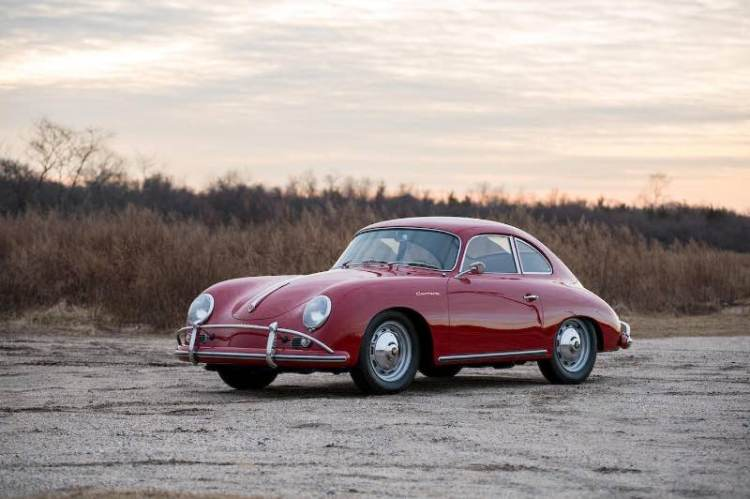 1959 Porsche 356A Carrera GS Coupe