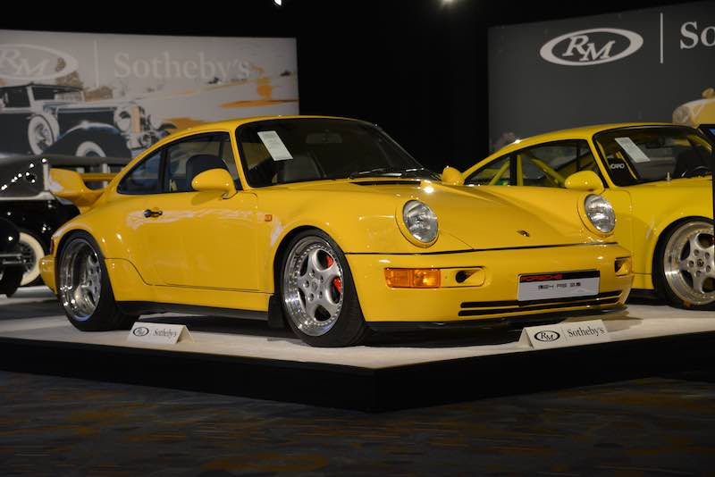 Rm Sotheby S Amelia Island 2018 Auction Results