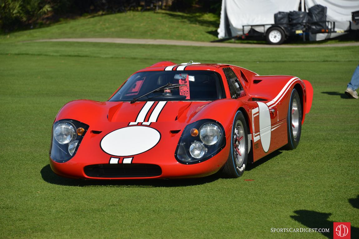 1968 Ford GT40 Mark IV