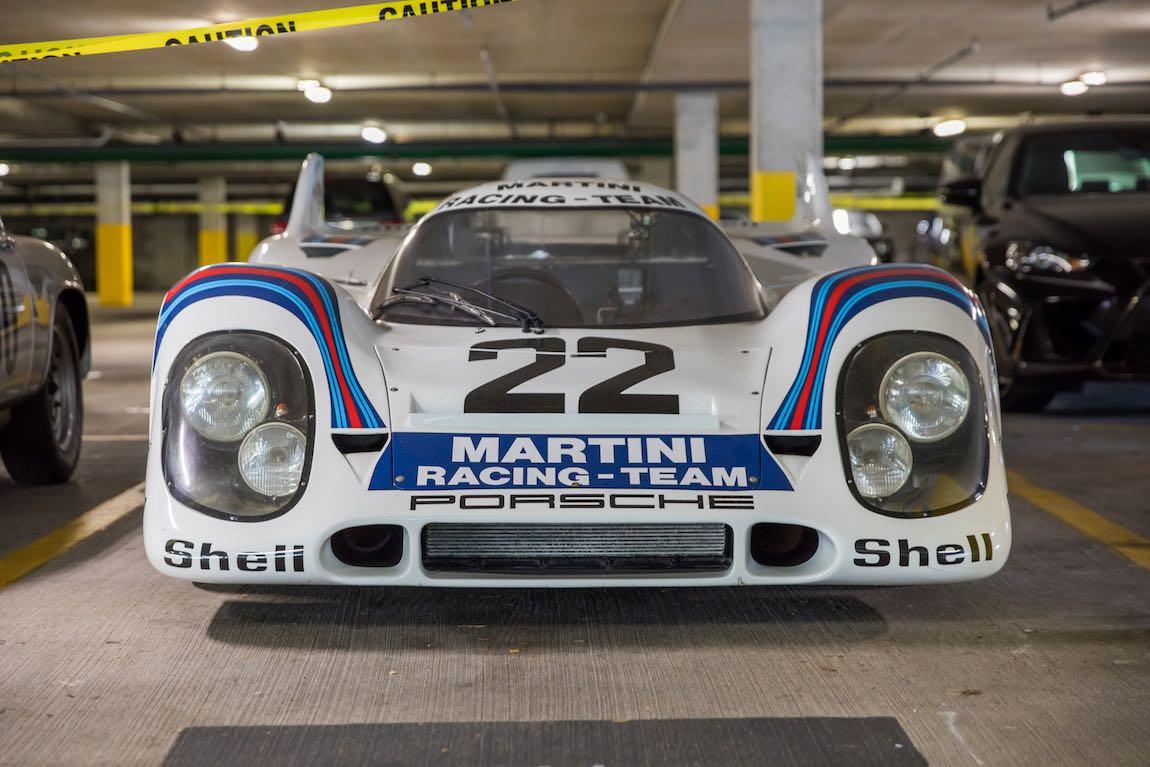 1971 Martini Porsche 917K (photo: DeremerStudios.com)