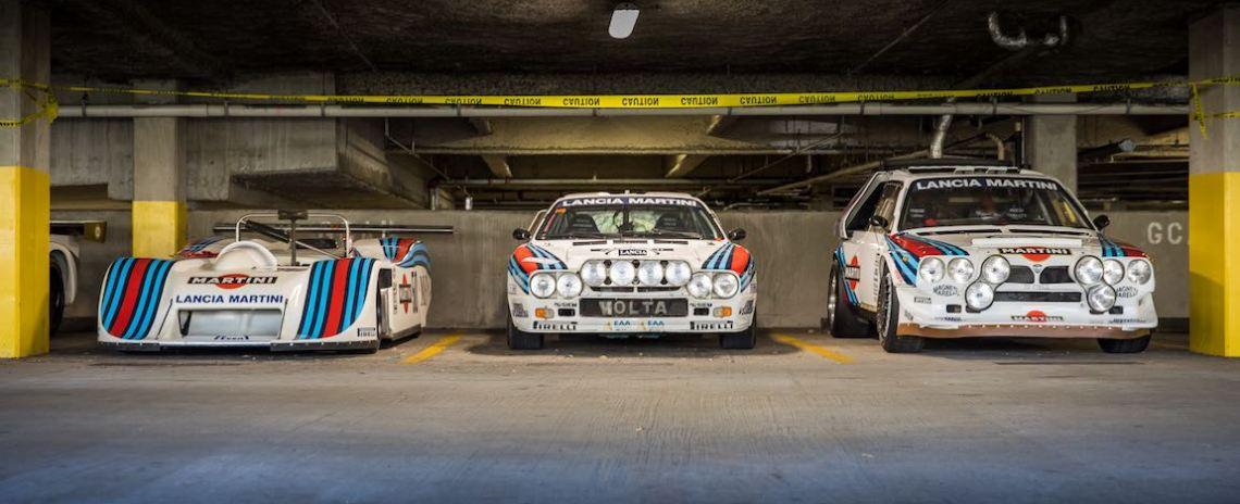 Lancia LC1, Lancia 037 and Lancia Delta S4 (photo: DeremerStudios.com)