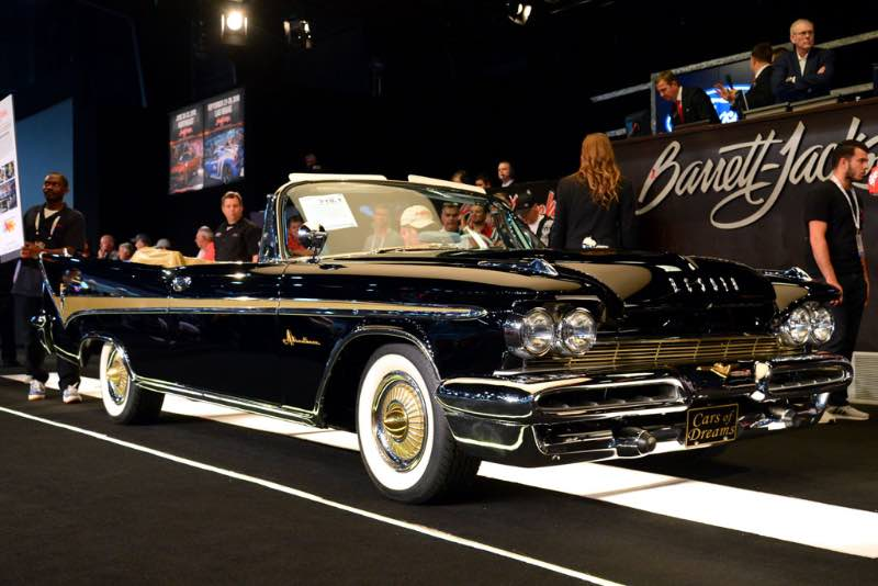 BarrettJackson Palm Beach Auction Results - Palm beach car show