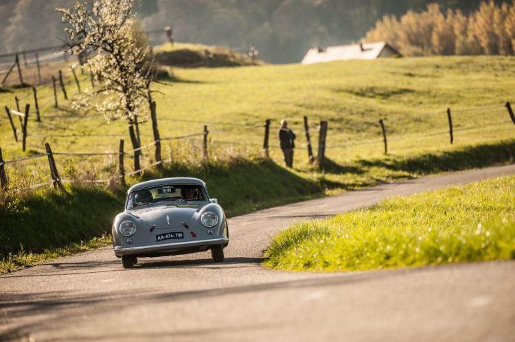 1953 Porsche 356 Coupe Pre-A
