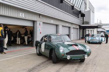 Aston Martin DB4 GT Continuation Track Day