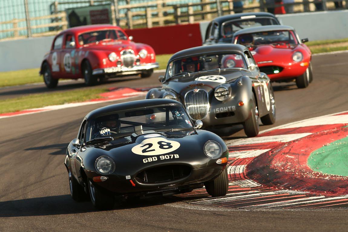 Jaguar Classic Challenge at DHF 2018 - image Jakob Ebrey Photography
