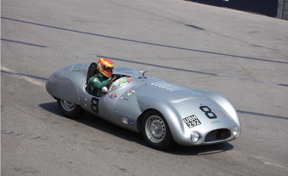 Cooper T33 Monaco Historique