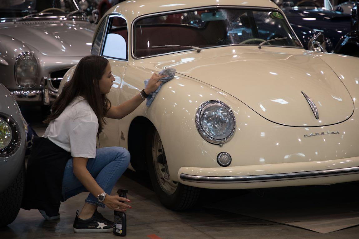 Porsche 356 Pre-A Coupe