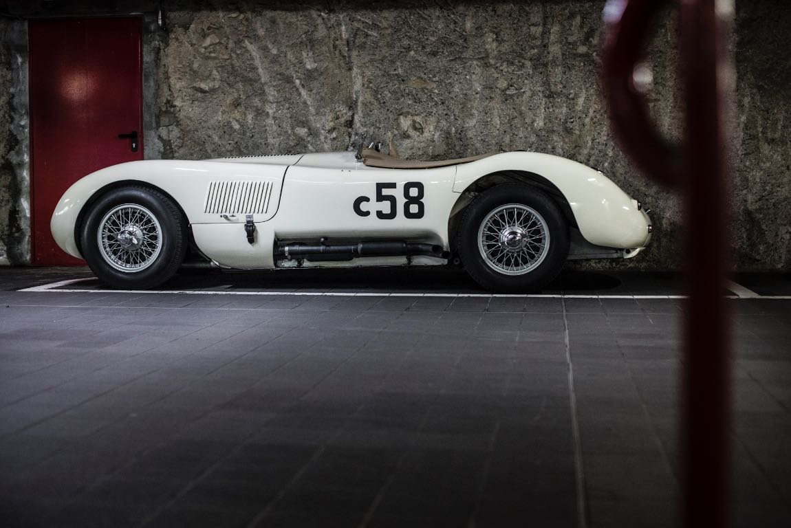 1952 Jaguar C-Type