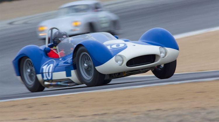 Rob Walton - 1960 Maserati Tipo 60