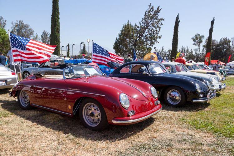 1958 Porsche 356 Speedster