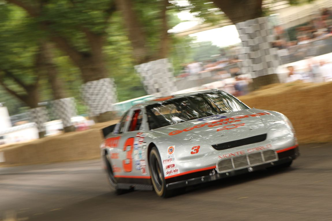 Goodwood Festival of Speed 2018 - Chevrolet Monte Carlo NASCAR (photo: Adam Beresford)