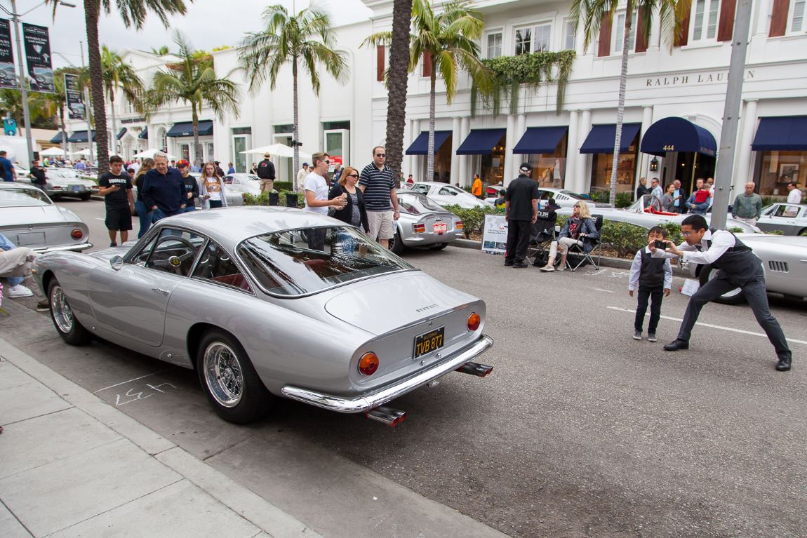 Rodeo Drive Concours 2018 - Photo Gallery, Award Winners