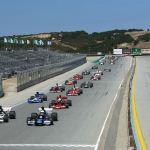 Formula 5000 at Monterey Motorsports Pre-Reunion
