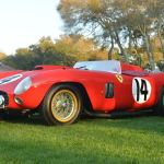 Ferrari 290 MM Offered at Auction
