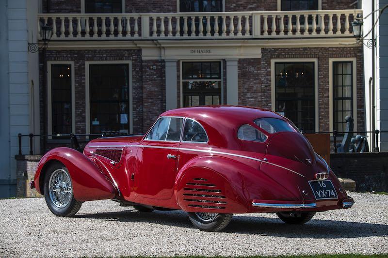 1939 Alfa Romeo 8C 2900B Touring Berlinetta, chassis 412024