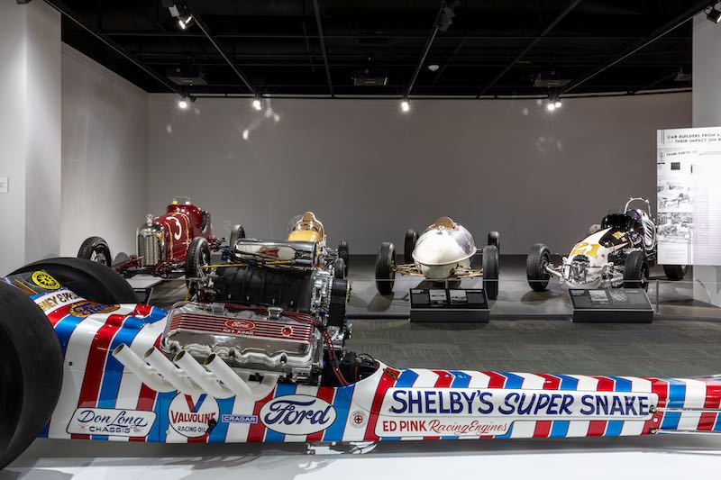 Legends of Los Angeles at the Petersen Automotive Museum