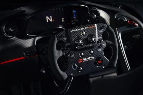 McLaren P1 GTR Senna