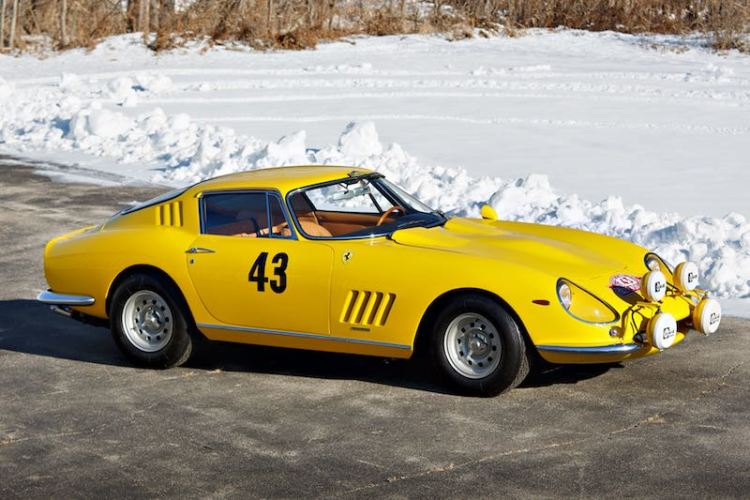 1964 Ferrari 275 GTB Prototype, chassis 06003