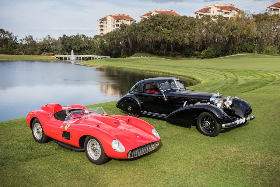 Concours D Elegance >> Amelia Island Concours D Elegance 2019 Best Of Show Winners