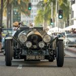 Bentley Featured at Rodeo Drive Concours