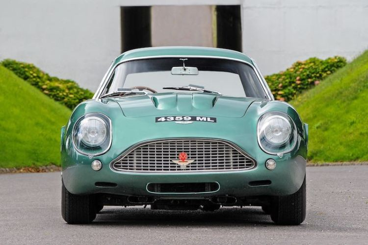 Aston Martin DB4 GTZ