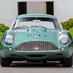 Zagato-Bodied Aston Martin Celebration