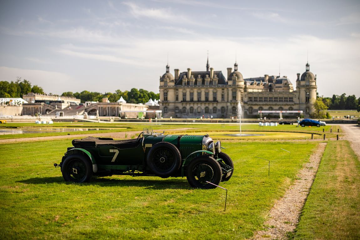 Bentley Speed Six Le Mans Open Tourer (1928)