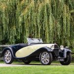 Ex-Works Bugatti Type 55 Offered